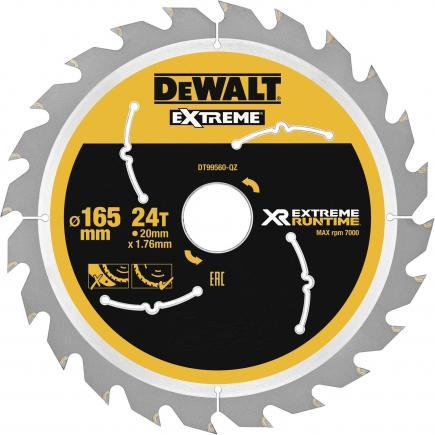 XR FLEXVOLT Circular Saw Blade - for Plunge Saws