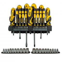 57 Pcs. Screwdriver Set