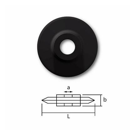 SPARE CUTTING WHEEL FOR STEEL AND STAINLESS STEEL TUBES
