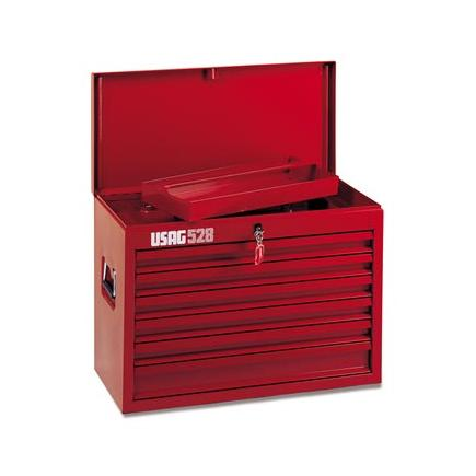 Drawer chest with tool assortment 496 E3 for industrial maintenance (165 pcs.)