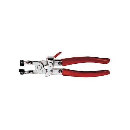 Spring-clip pliers