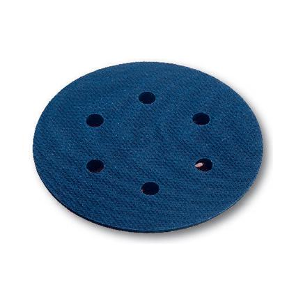 Pads with 6 holes for Velcro disks