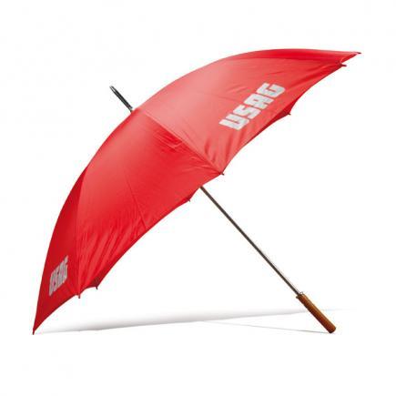 Umbrella Golfer