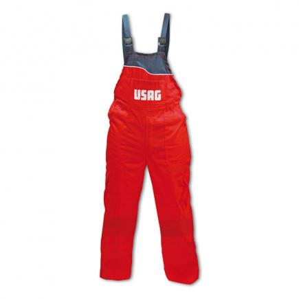 Red/blue dungaree