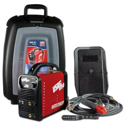 Inverter soldering equipment