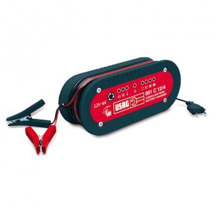 Battery chargers - 12 V/4A