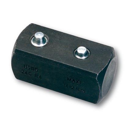 "Spare square drive for 1"" sockets"