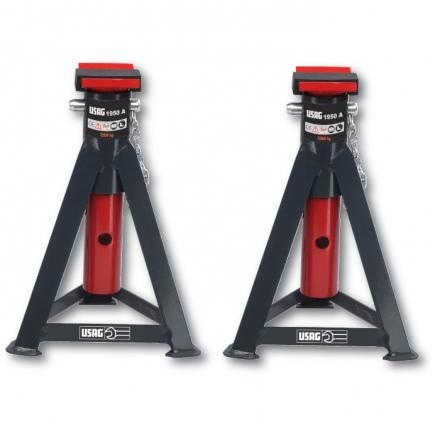 Pair of jack stands 2,2 t
