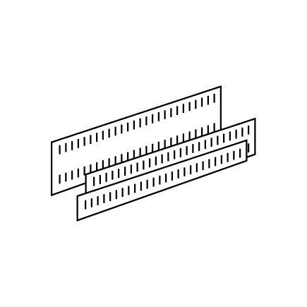Longitudinal dividers
