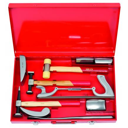 Car body repair set (11 pcs.)