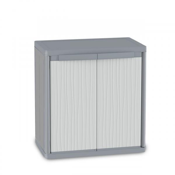 Wave Jumbo 900 - 2 Doors Cabinet 89,7x53,7x94,5 - 2 adjustable inner
