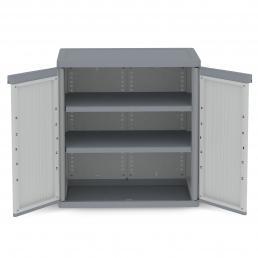 Wave Jumbo 900 - 2 Doors Cabinet 89,7x53,7x94,5 - 2 adjustable inner shelves
