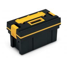 Pro Tool Chest 15 - Portautensili piccola con coperchio rimovibile, organizer e vassoio