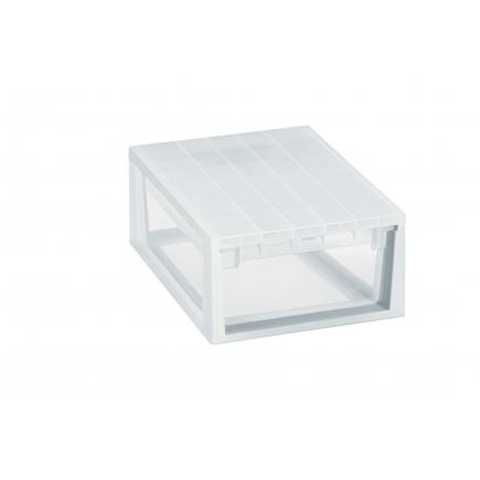 Stackable multi-functional drawer 12 l.
