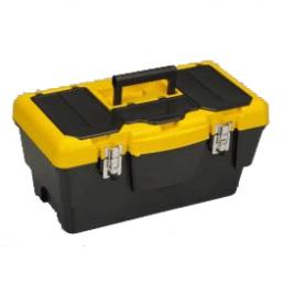 Meta Tool Box 22 - Medium cantilever tool case with removable tray and organizers in the lid