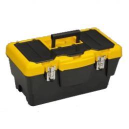 Meta Tool Box 22 - Portautensili media con vassoio e organizer sul coperchio