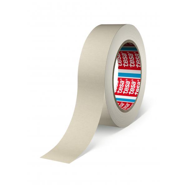 Tesa paper masking tape for professional use - Masking tape utilisation ...