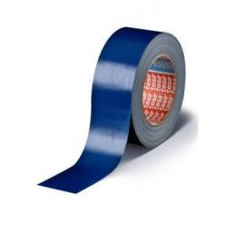 Nastro adesivo per segnalazione di superfici in PVC blu