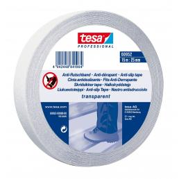 Self-adhesive Anti Slip safety tape - Transparent