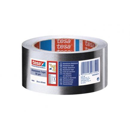Self-extinguishing Aluminium Tape with liner