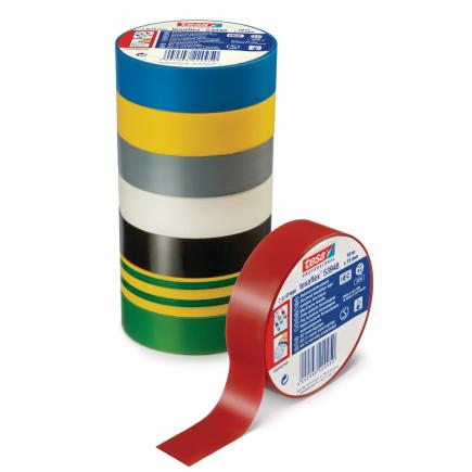 PVC Electrical Insulation Professional Tape - Red