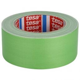 Standard polyethylene coated cloth tape - Green