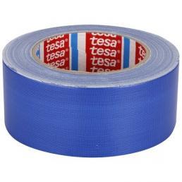Nastro telato standard rivestito in polietilene blu 25 mt x 50 mm