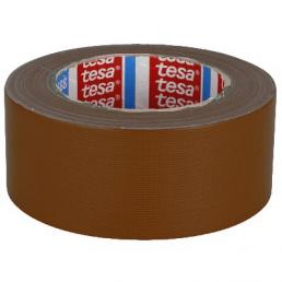 Standard polyethylene coated cloth tape - Brown