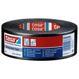Extra Strong Duct Tape made of 27 mesh - Black