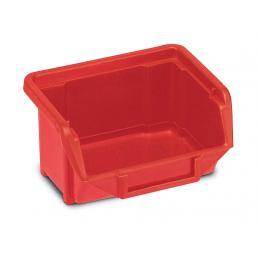 Plastic stackable small parts organizer 10,9x10x5,3