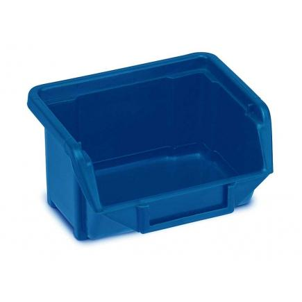 Plastic stackable small parts organizer 10,9x10x5,3