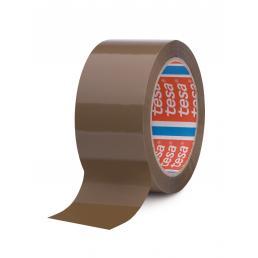 Nastro adesivo per imballaggio rumoroso marrone 66 mt x 50 mm