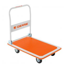 Steel foldable hand truck