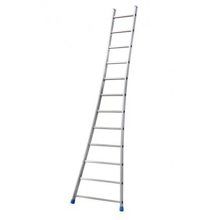 Single ladder, flared base