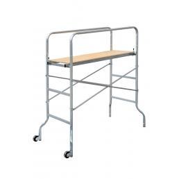KREO, steel scaffolding, galvanised