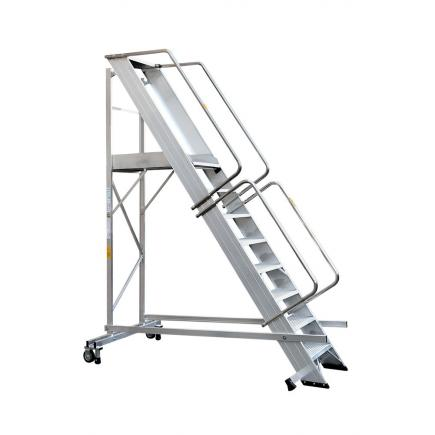 Professional warehouse ladder