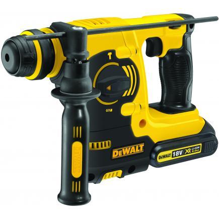 18V-2.0Ah XR Li-Ion SDS-Plus Rotary Hammer