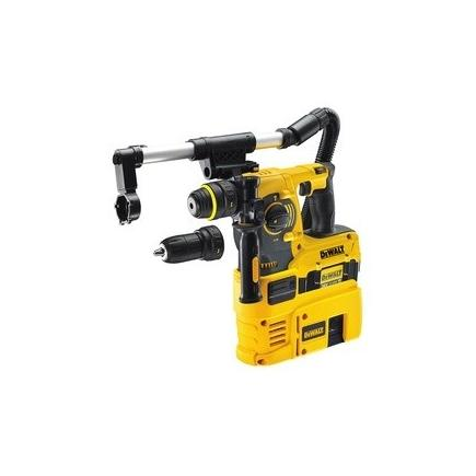 36V SDS PLUS Rotary Hammer with Dust Extraction System