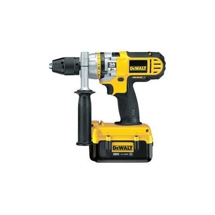36V-4Ah Hammer Drill Driver