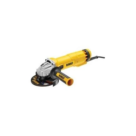Angle Grinder 1010W 115mm with No-Volt security