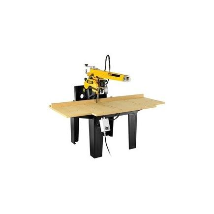 Radial Arm Saw 230V 1,6HP 2800 RpM