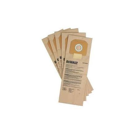 Paper filter Bags for DWV920M (5pcs)