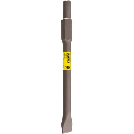 30mm Hex Chisel 410mm - Flat
