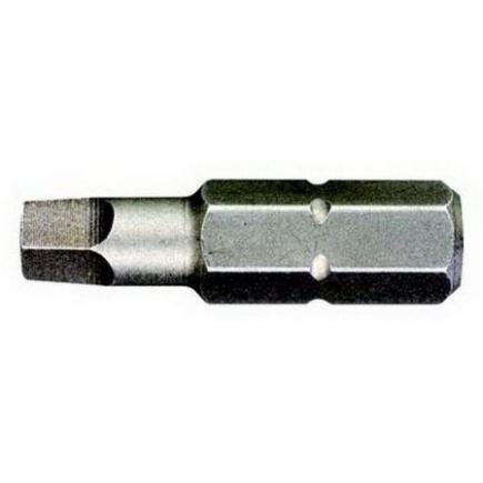25mm Torsion Square Bit (5 pcs)