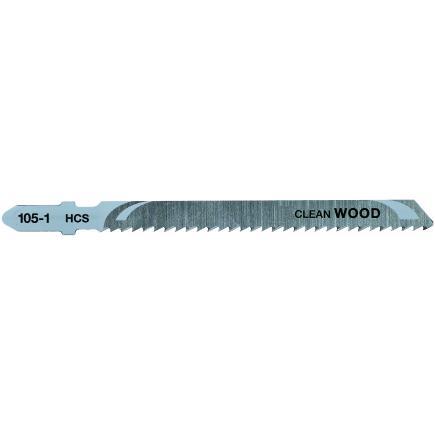 Standard Woodcutting Jigsaw Blade - Fine Precision Angle Cutting