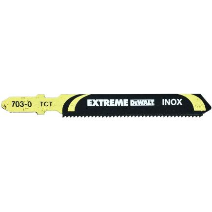 Jigsaw Blade for INOX Steel Cutting (2.5-5mm)