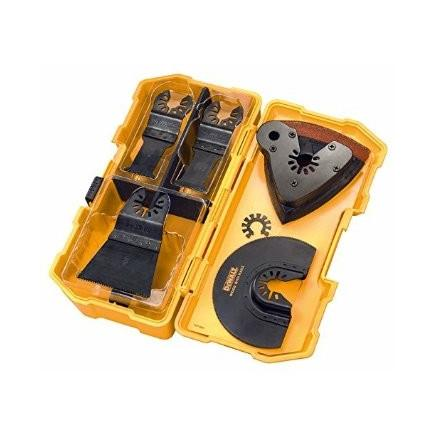 Multi Tool Set (8 pcs) - For Cutting and Sanding