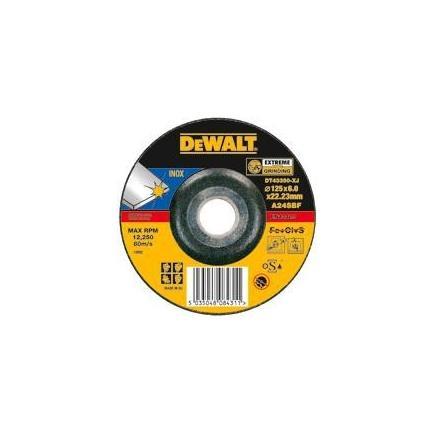 EXTREME Angle Grinder INOX Steel Deburring Disc - Depressed Centre (25 pcs.)