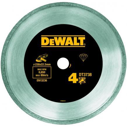 Segmented Rim Diamond Disc - Tiles Cutting