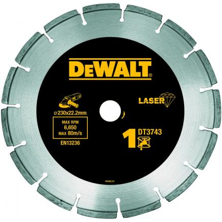 Segmented Rim Diamond Disc - Construction Materials Cutting